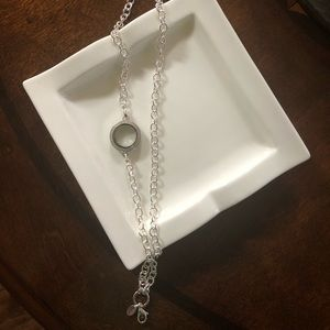 Origami Owl Jewelry - Origami Owl ~OVER THE HEART CHAIN